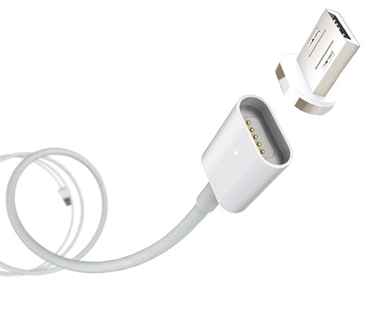 Магнитный кабель для Android Magnetic micro USB Cable