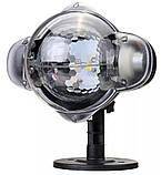 Лазерный проектор Star Shower WL-808 (разноцветные квадраты) (6736), фото 4