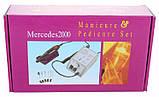 Фрезер маникюр-педикюр для полировки Mercedes 2000 (набор для ухода) Grey (3691), фото 9