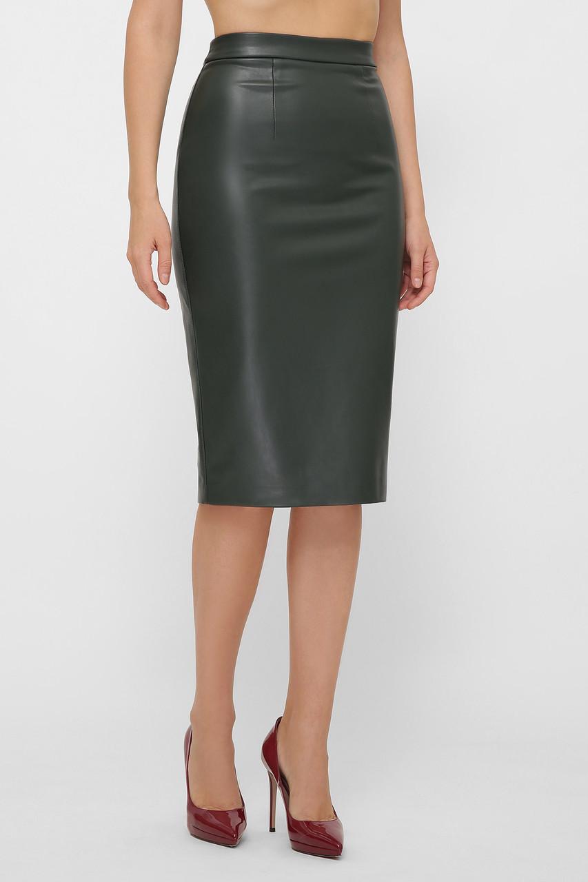 GLEM юбка мод. №45 (кожа)