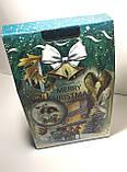 Новогодняя коробка, Щирі вітання!, 2000 гр, Картонная упаковка для конфет, фото 3