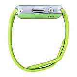 Умные часы телефон Smart Watch A1 Green, фото 2