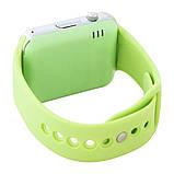 Умные часы телефон Smart Watch A1 Green, фото 3