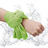 Охлаждающее полотенце для спорта и от жары GOOLING TOWEL (микс цветов), фото 2