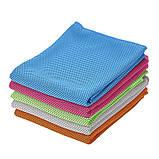 Охлаждающее полотенце для спорта и от жары GOOLING TOWEL (микс цветов), фото 9