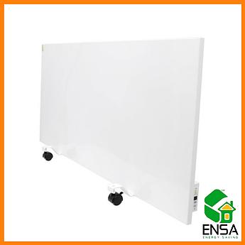 Панельный обогреватель ENSA P900Т с терморегулятором, конвектор электрический бытовой 1200х535х15мм