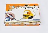 Индуктивный игрушечный автомобиль Inductive Truck (1268), фото 5