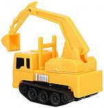 Индуктивный игрушечный автомобиль Inductive Truck (1268), фото 6