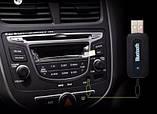 Bluetooth приемник Music Reciver BT-163 Аудио ресивер (3796), фото 6