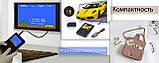 Ретро игровая приставка (Игровая консоль) Game Box sup 400 игр в 1 Red, фото 3