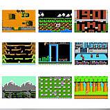 Ретро игровая приставка (Игровая консоль) Game Box sup 400 игр в 1 Red, фото 5