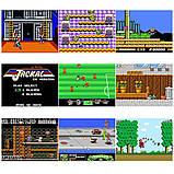Ретро игровая приставка (Игровая консоль) Game Box sup 400 игр в 1 Red, фото 6