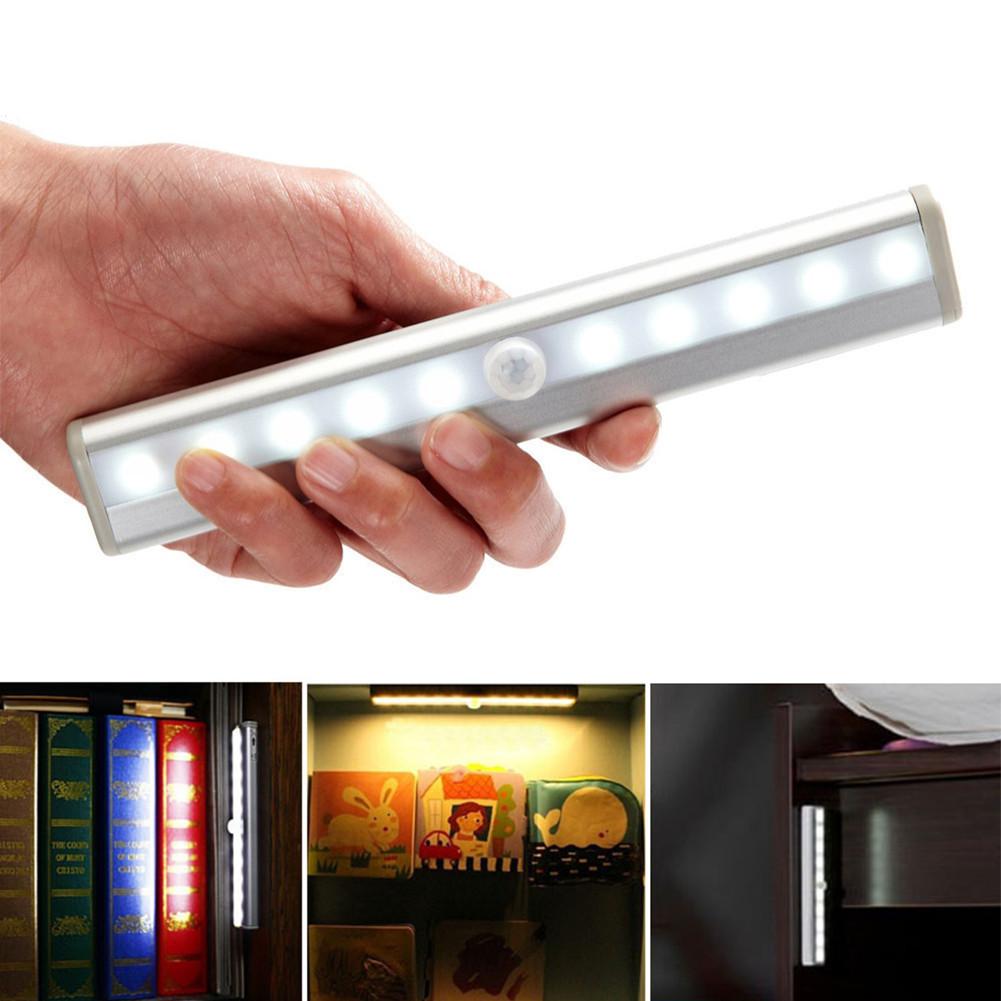 Светодиодный LED светильник с датчиком движения Motion Brite (0633)