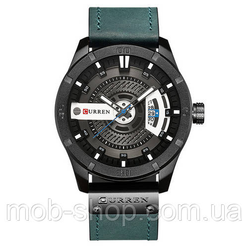 Наручные часы Curren 8301 Light Blue-Black