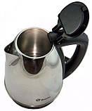 Дисковый электрический чайник Domotec 5002, фото 2