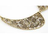 Старинная ретро подвеска воротник ожерелье, фото 2