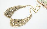 Старинная ретро подвеска воротник ожерелье, фото 3