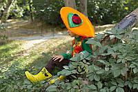 Карнавальный костюм гриба Лисички для мальчика