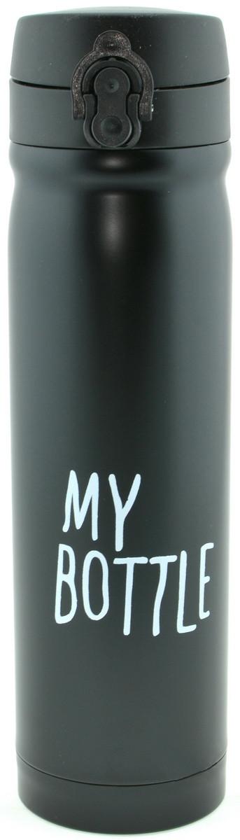 Термос My Bottle 500 мл металлический 9036-500 черный