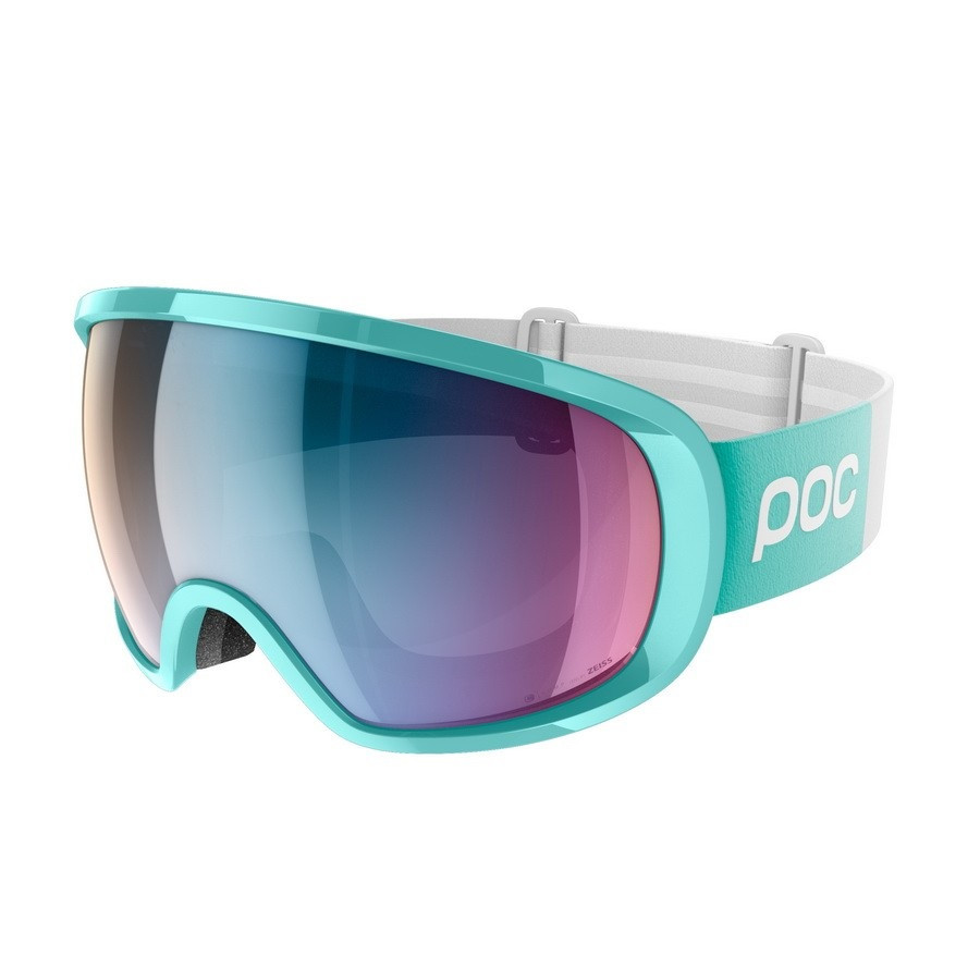 Маска гірськолижна POC Fovea Clarity Comp Tin Blue/Spektris Pink