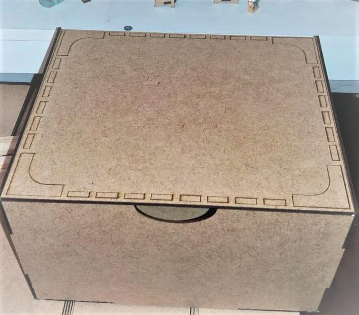 Подарункова коробка К-3
