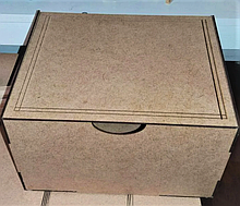 Подарочная коробка К-2