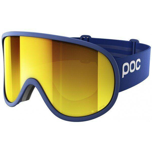 Маска гірськолижна POC Retina Big Clarity Basketane Blue/Spektris Orange