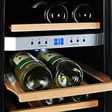 Шкаф холодильный для вина Klarstein 10011580, фото 4