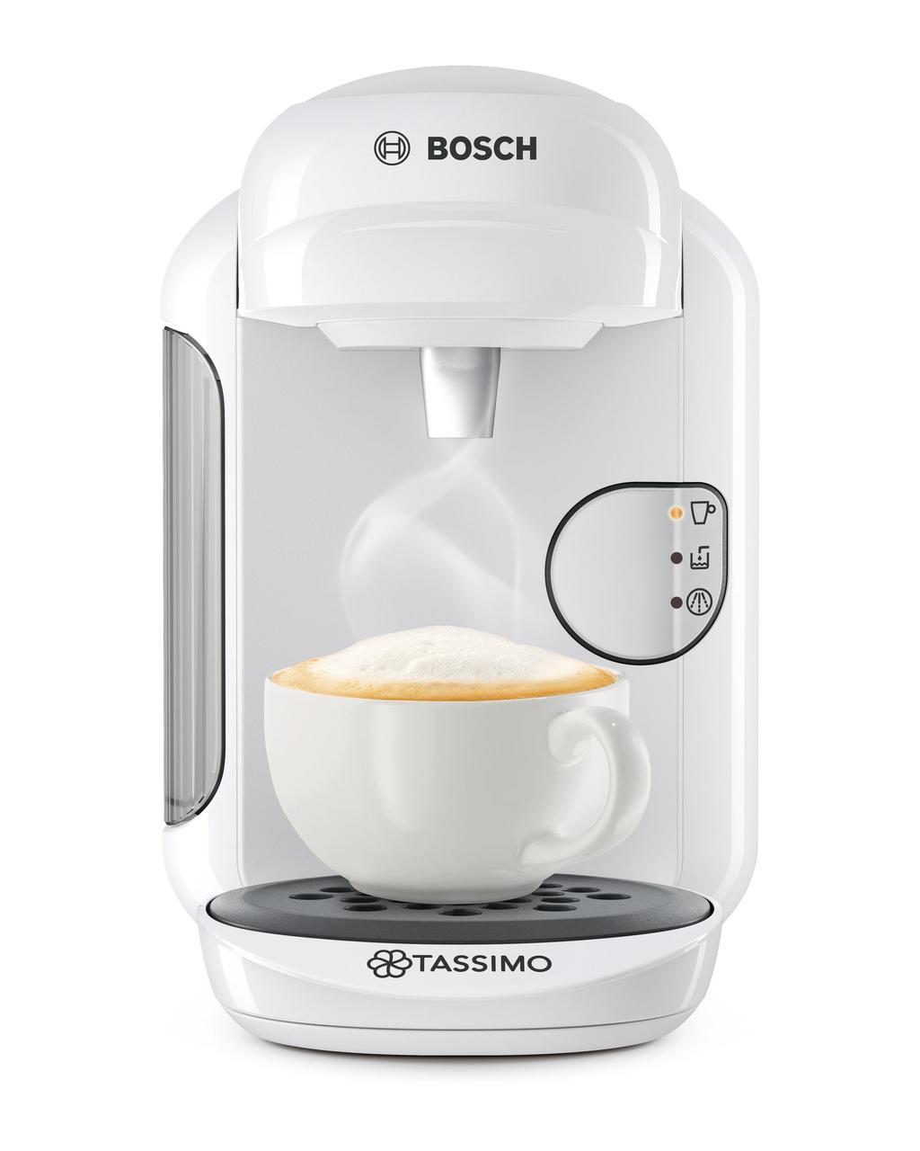 Кофеварка BOSCH TASSIMO VIVY 2 TAS 1404 Уценка