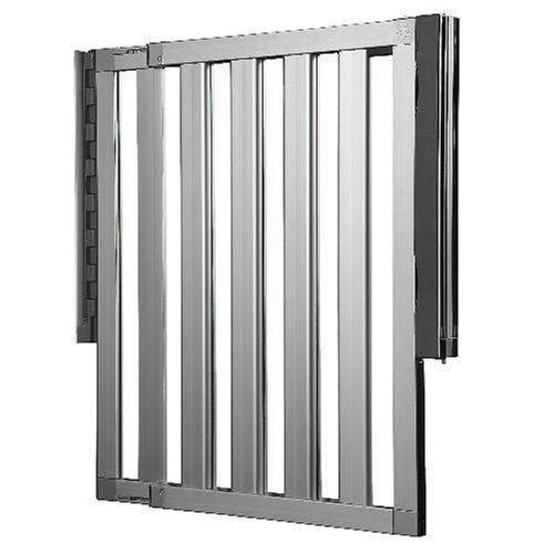 Дверное ограждение Lindam Extending Aluminium Safety Gate