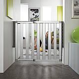 Дверное ограждение Lindam Extending Aluminium Safety Gate, фото 4