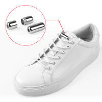 Гумові шнурки з металевим затиском
