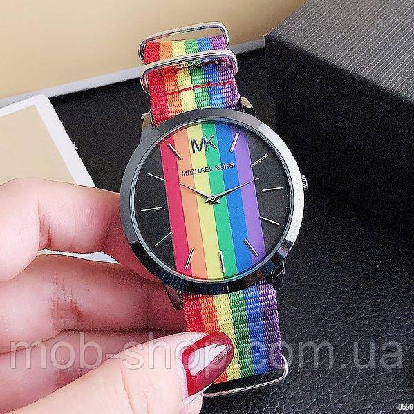 Акція!!! Жіночий наручний годинник Michael Kors 2140 Black-Silver