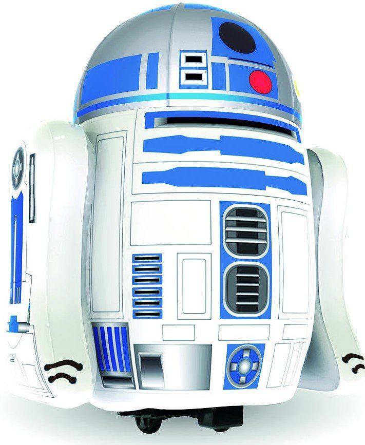 Звездные войны — надувной радиоуправляемый Дроид R2 D2