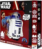 Звездные войны — надувной радиоуправляемый Дроид R2 D2, фото 2