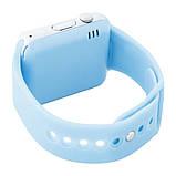 Умные часы телефон Smart Watch A1 c SIM картой Blue УЦЕНКА (230134), фото 3