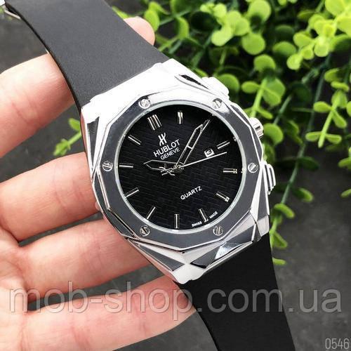Наручные часы Hublot Big Bang  Brink 882888 Silver-Black