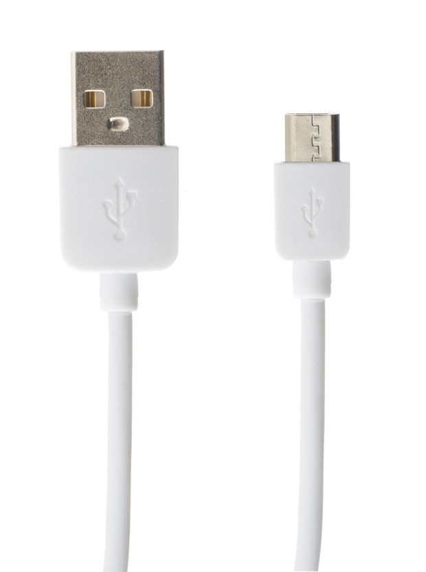 Кабель UKC V8 Micro USB 1.5 метра White (0063)