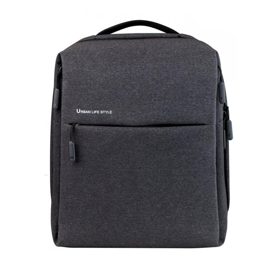 Рюкзак для ноутбука Xiaomi Minimalist Urban 15.6'' темно-серый