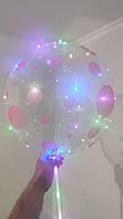 Светящиеся шары бобо с рисунками, фото 1