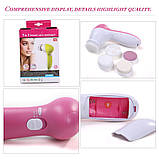 Массажер для лица 5 in 1 Beauty Care Massager AE-8782, фото 5