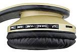Bluetooth наушники с микрофоном ECandy Gold. Уценка, фото 6