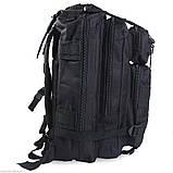 Тактический штурмовой военный рюкзак 25л портфель, фото 3
