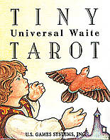 Tiny Universal Waite Tarot/ Универсальное Таро Уэйта крошечное, фото 1