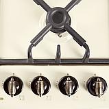 Варильна поверхня газова PYRAMIDA PFE 641 IVORY RUSTICO, фото 4