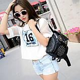 Модный женский рюкзак Сова, фото 5