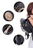 Модный женский рюкзак Сова, фото 6