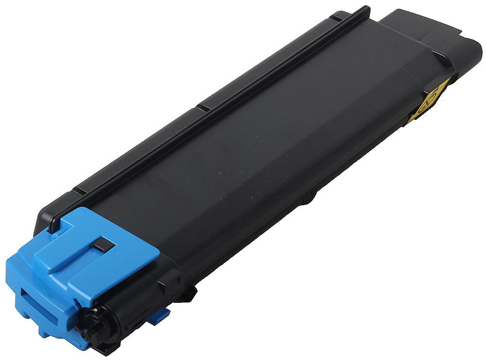 Тонер-картридж Kyocera TK-580C (синий)