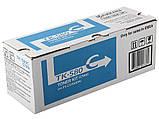 Тонер-картридж Kyocera TK-580C (синий), фото 2