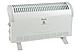 Нагреватель конвекционный, бытовой, мощностью 2000ВТ Dario DCH7120 белый, фото 3